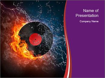 0000061446 PowerPoint Template - Slide 1