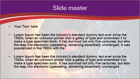 0000061446 PowerPoint Template - Slide 2