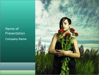 0000061471 PowerPoint Template - Slide 1
