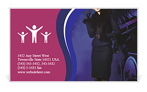 0000061477 Business Card Template