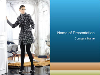 0000061489 PowerPoint Template - Slide 1