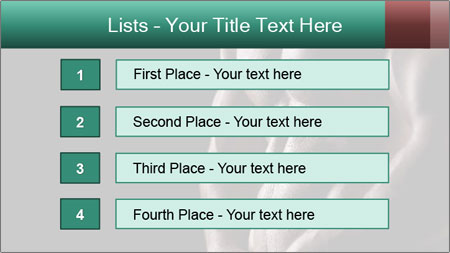 0000061492 PowerPoint Template - Slide 3