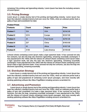 0000061501 Word Template - Page 9