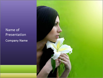 0000061512 PowerPoint Template - Slide 1