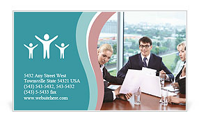 0000061515 Business Card Template