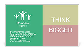 0000061541 Business Card Template