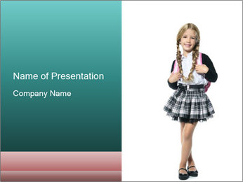 0000061545 PowerPoint Template - Slide 1