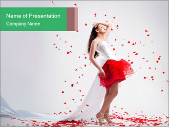 0000061561 PowerPoint Template - Slide 1