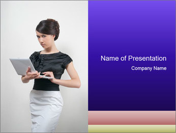 0000061572 PowerPoint Template - Slide 1