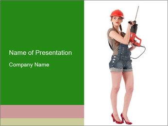 0000061581 PowerPoint Templates - Slide 1