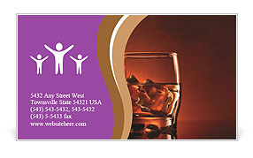 0000061590 Business Card Template