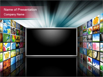 0000061594 PowerPoint Template - Slide 1