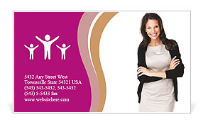 0000061619 Business Card Template