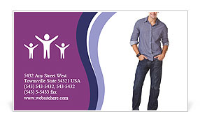 0000061620 Business Card Template