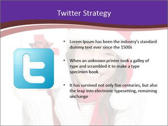 0000061660 PowerPoint Template - Slide 9