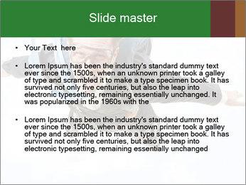 0000061663 PowerPoint Templates - Slide 2