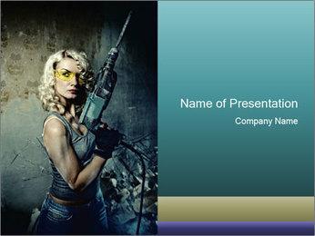 0000061668 PowerPoint Templates - Slide 1