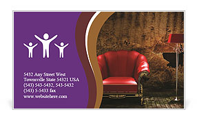 0000061678 Business Card Template