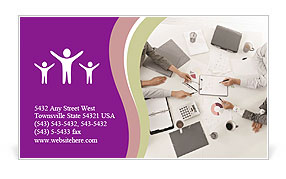 0000061682 Business Card Template
