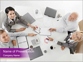 0000061682 PowerPoint Template - Slide 1