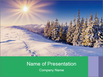0000061694 PowerPoint Template - Slide 1