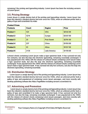 0000061701 Word Template - Page 9