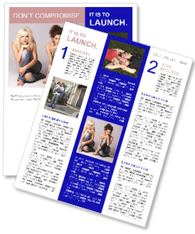 0000061722 Newsletter Template