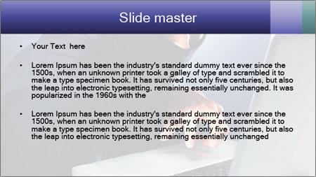 0000061724 PowerPoint Template - Slide 2