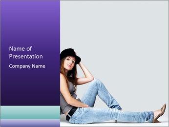0000061725 PowerPoint Templates - Slide 1
