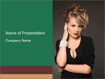 0000061742 PowerPoint Templates - Slide 1