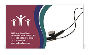 0000061749 Business Card Template