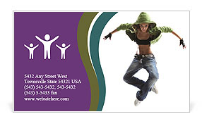 0000061764 Business Card Template