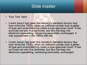 0000061783 PowerPoint Templates - Slide 2