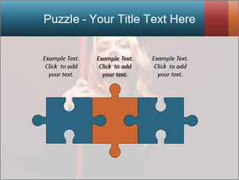 0000061783 PowerPoint Templates - Slide 42