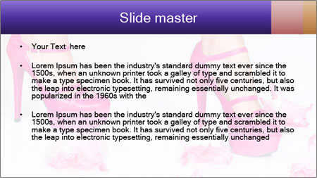 0000061792 PowerPoint Template - Slide 2