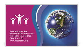 0000061801 Business Card Template
