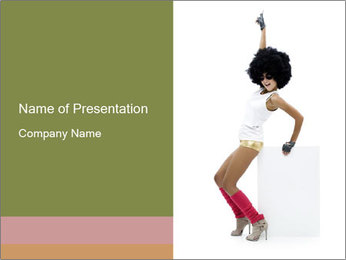 0000061825 PowerPoint Templates - Slide 1