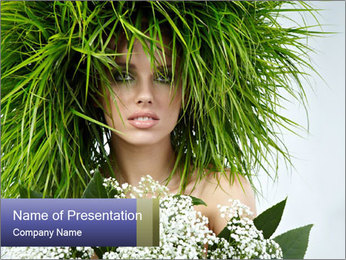 0000061846 PowerPoint Template - Slide 1