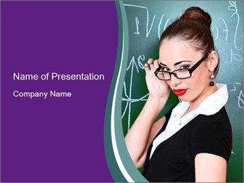 0000061851 PowerPoint Template - Slide 1