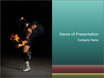 0000061857 PowerPoint Template - Slide 1