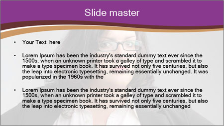 0000061864 PowerPoint Template - Slide 2