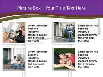 0000061917 PowerPoint Templates - Slide 14