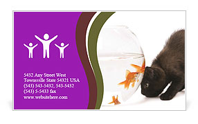 0000061923 Business Card Template