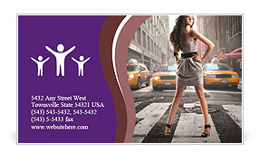 0000061950 Business Card Template
