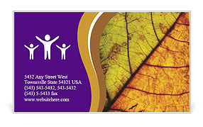 0000061972 Business Card Template