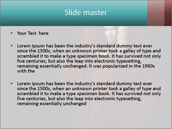 0000061974 PowerPoint Templates - Slide 2
