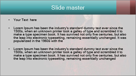 0000061974 PowerPoint Template - Slide 2