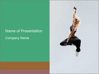 0000061981 PowerPoint Template - Slide 1