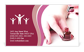 0000061998 Business Card Template
