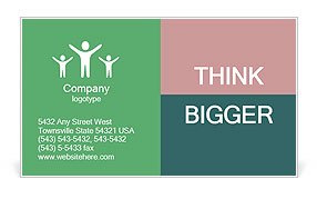 0000062010 Business Card Template